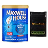 Maxwell Coffee Diversion Safe Stash Can w