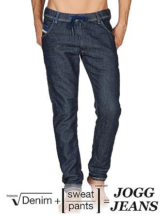 Men's Diesel Jogg Jeans KROOLEY-NE 0800D - Size 28