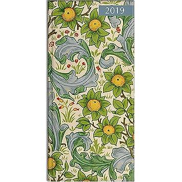 William Morris 2019 - Agenda de bolsillo: Amazon.es: Oficina ...