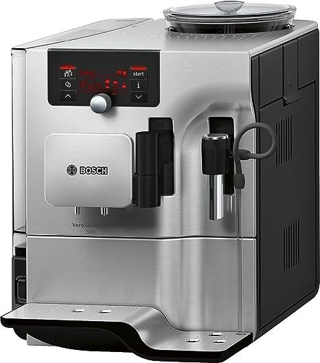 Bosch TES803M9DE - Cafetera automática, 1600 W, color gris y ...