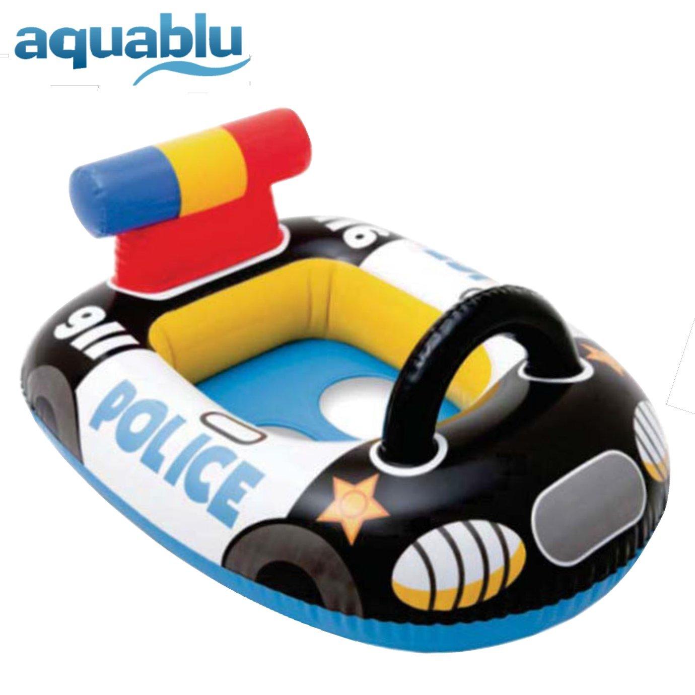 Amazon.com: Aquablu - Asiento hinchable de verano para ...