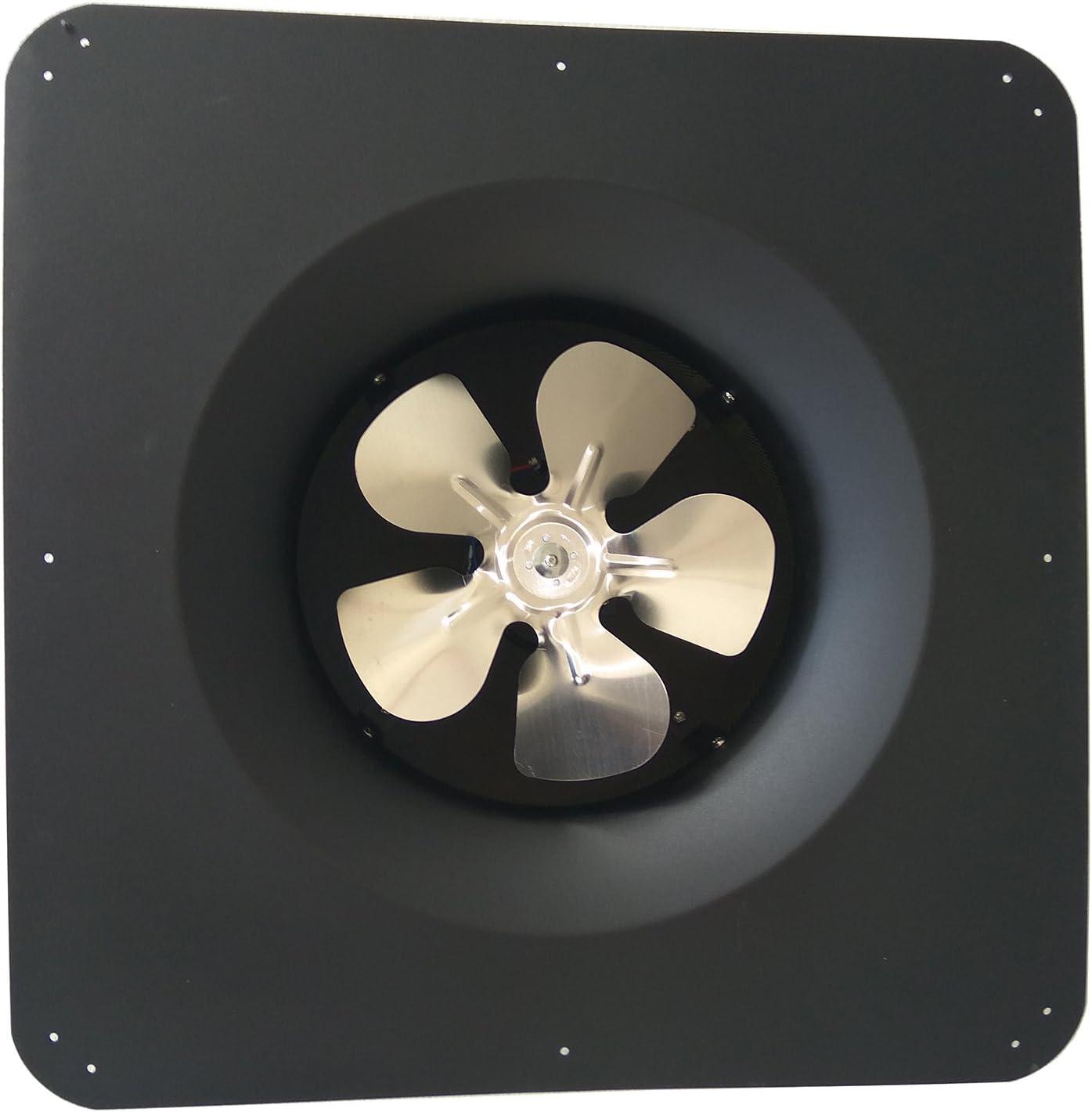 SolarCozi Solar Attic Exhaust Fan Ventilation Roof Mounted 1300 CFM