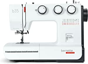 Bernette 35 Swiss Design - Máquina de coser: Amazon.es: Hogar