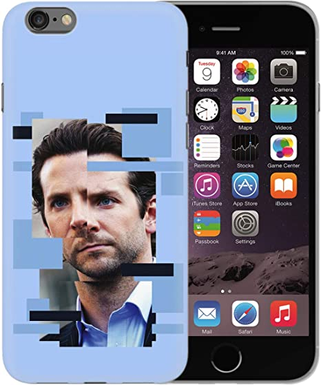 Bradley Cooper Funny Face Actor Fan_BEN0600 Protective Phone ...