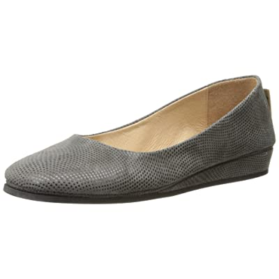 French Sole Women's Zeppa Slip on Shoes | Flats