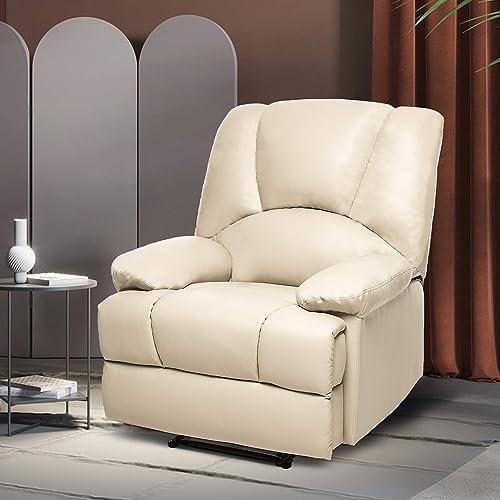 ERGOREAL Recliner Chair Massage Heat Single Sofa