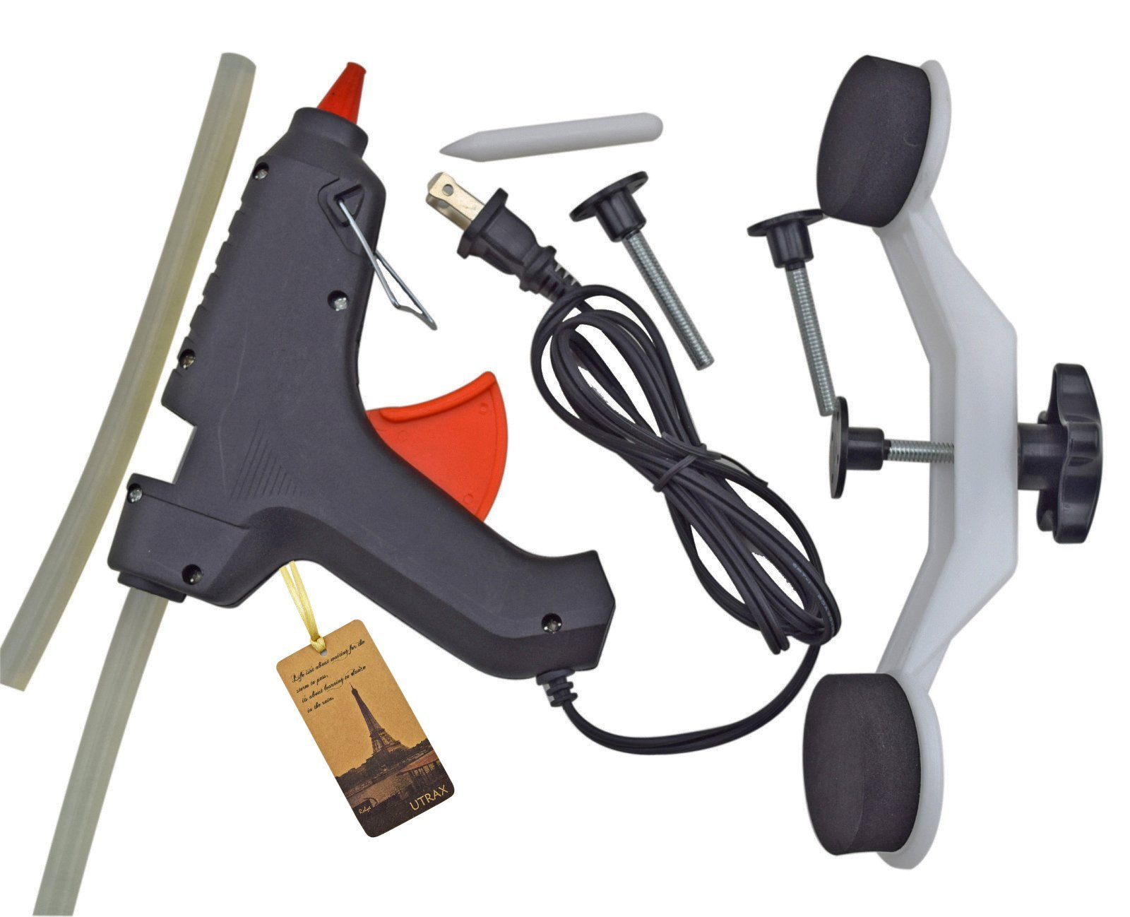 Auto dent remove Device Tool set Car Bodywork Panel Dent Puller Ding Remover Repair Kit with US standard plug
