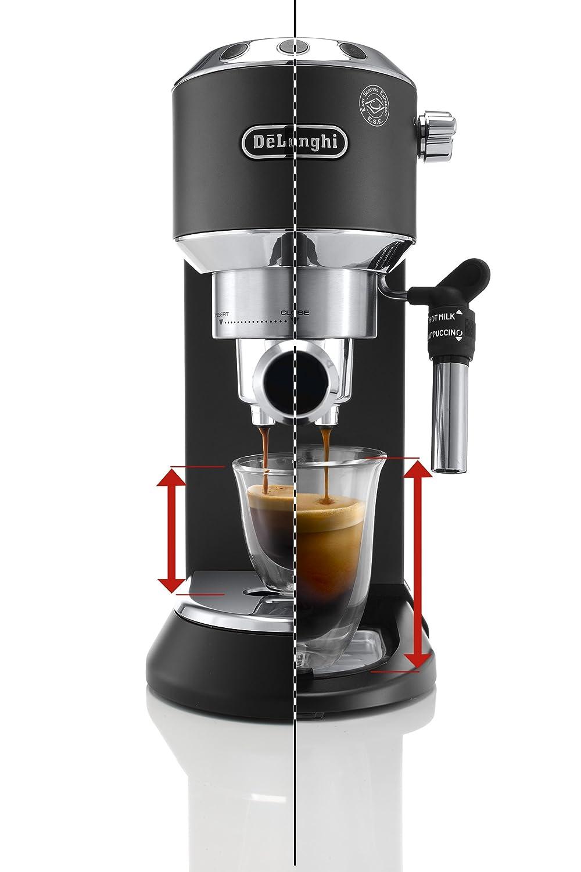 Flexible Abtropfschale Espresso Siebträgermaschine De'Longhi EC 685.BK Dedica