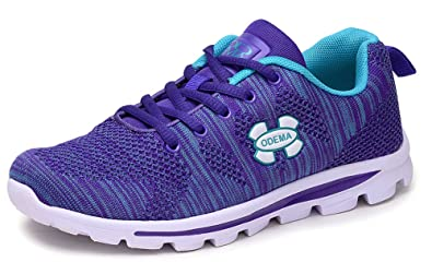 Odema Women s Breathable Running Sneakers Casual Walking Shoes   XZNFE0702