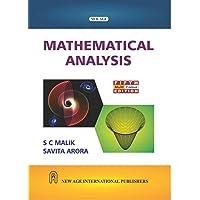 Mathematical Analysis (Multi Colour Edition)