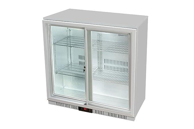 Credenza Con Frigo Bar : Vetro porta di frigorifero 90 x 52 cm getraenkekuehlsc hrank
