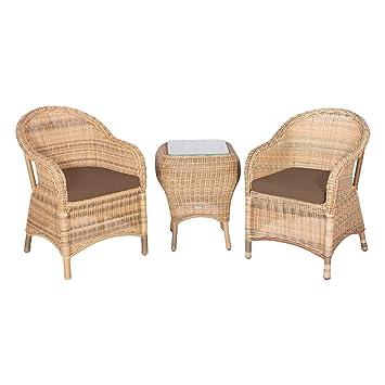 Sicilia muebles de ratán 4 estaciones jardín Conservatorio té para ...