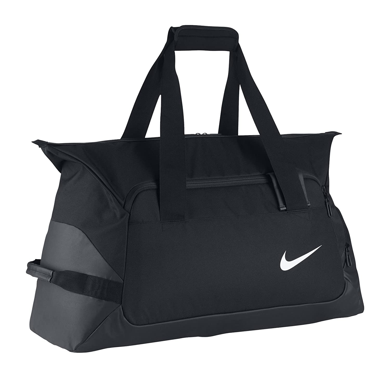 Amazon.com  Nike Tennis Duffel Black Black White Duffel Bags  Sports    Outdoors 36e5df6cbf0a2