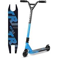 VOKUL TRII S2 Freestyle Pro Stunt Scooter Stuntscooter mit 100mm Rollen, bis 64kg für 8+ Erwachsene & Kinder