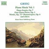 Grieg: Piano Music, Vol. 1