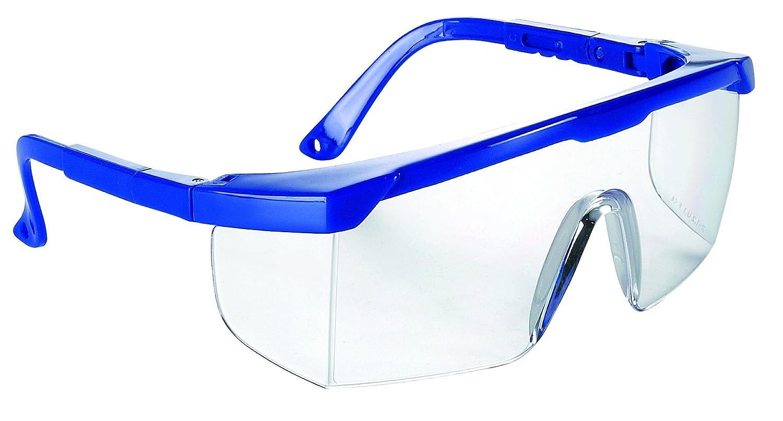 Bügelbrille für Kinder 511.03.01.00H Schutzbrille nach EN166 kratzfest + Seitenschutz Univet