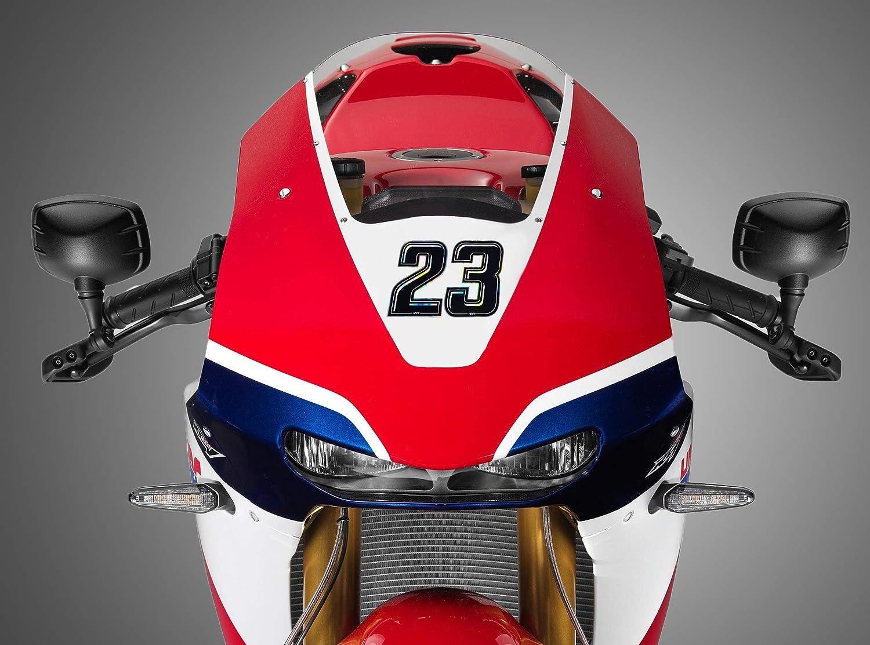 Rosso Quattroerre 13266 Numero Racing 6