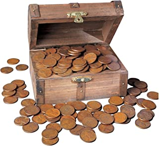 product image for Treasure Chest of 1 Lb of Lincoln Wheat-Ear Pennies