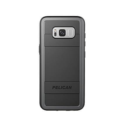 promo code b5cc6 4bbf3 Pelican Protector Samsung Galaxy S8 Case - Black/Light Grey