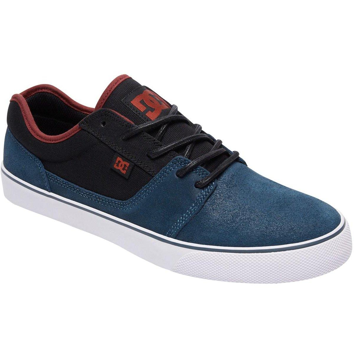 DC Men's Tonik SE Skate Shoe 11.5D D US|Dark Teal