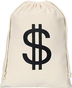 Conjunto de Disfraz de Ladrón, 15.7 por 20 Pulgadas Bolsa de Signo ...