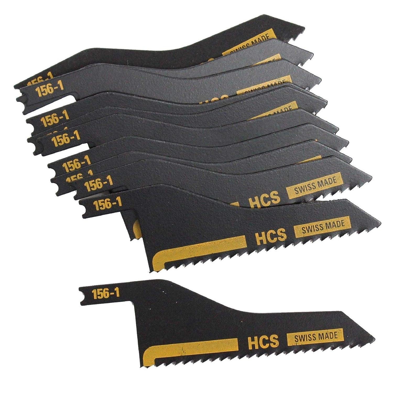 1 156 pour Black /& Decker 10/HCS U Tige Profondeur de coupe Lames de scie sauteuse pour bois