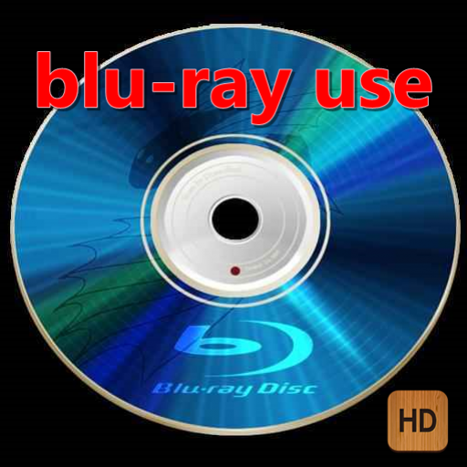 blu ray use