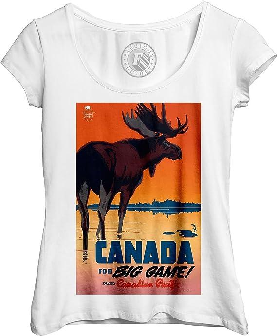 t-shirt femme originaux canada