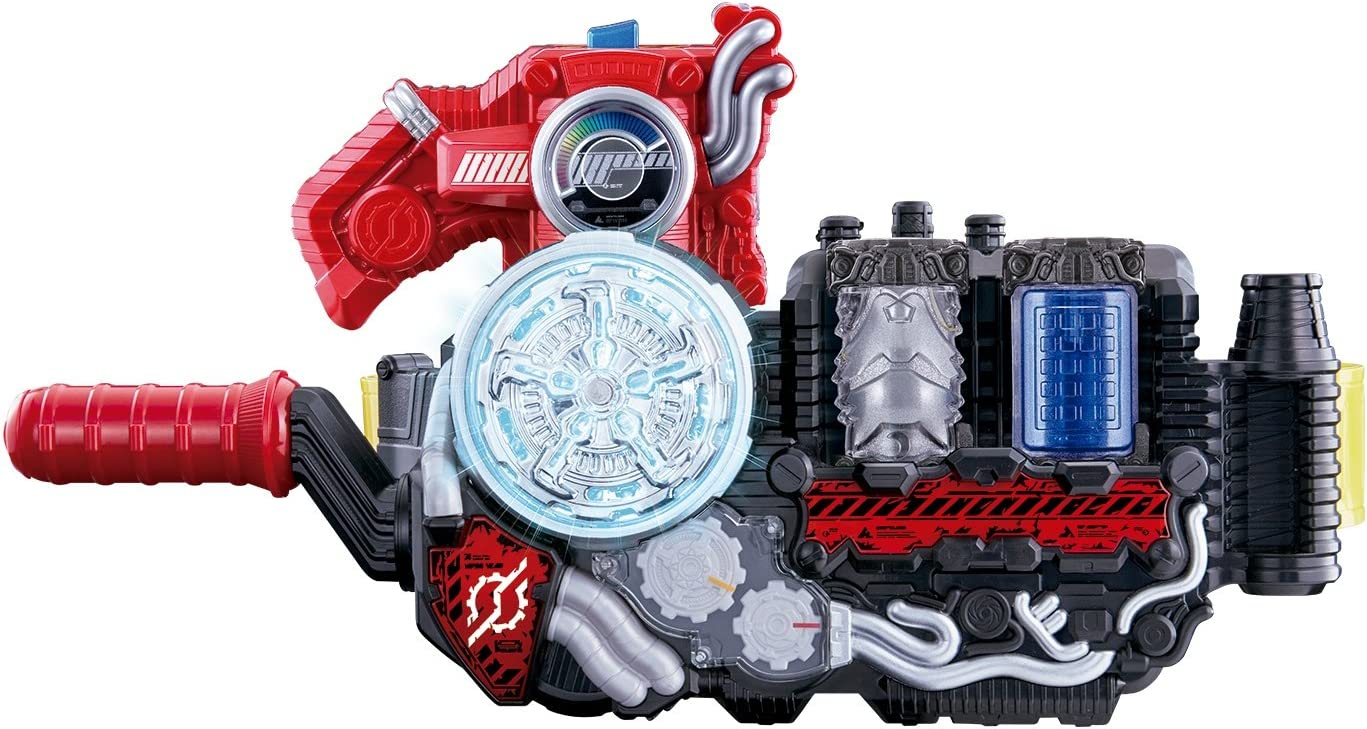 Bandai Kamen Rider construire DX Hazard Trigger