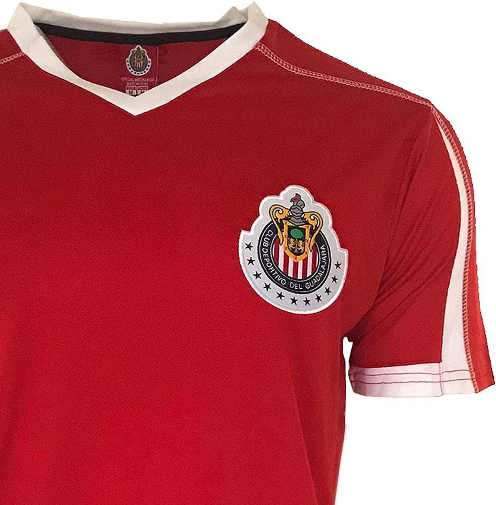 Amazon.com: RhinoxGruop Chivas - Camiseta de entrenamiento ...