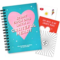 Gratitude Journal for Kids, Teens - 100 Page Diary with Writing Prompts. Affirmation Journal Includes Stickers & Unique…