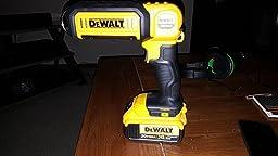 Dewalt Dcl050 20v Max Led Hand Held Area Light Amazon Com