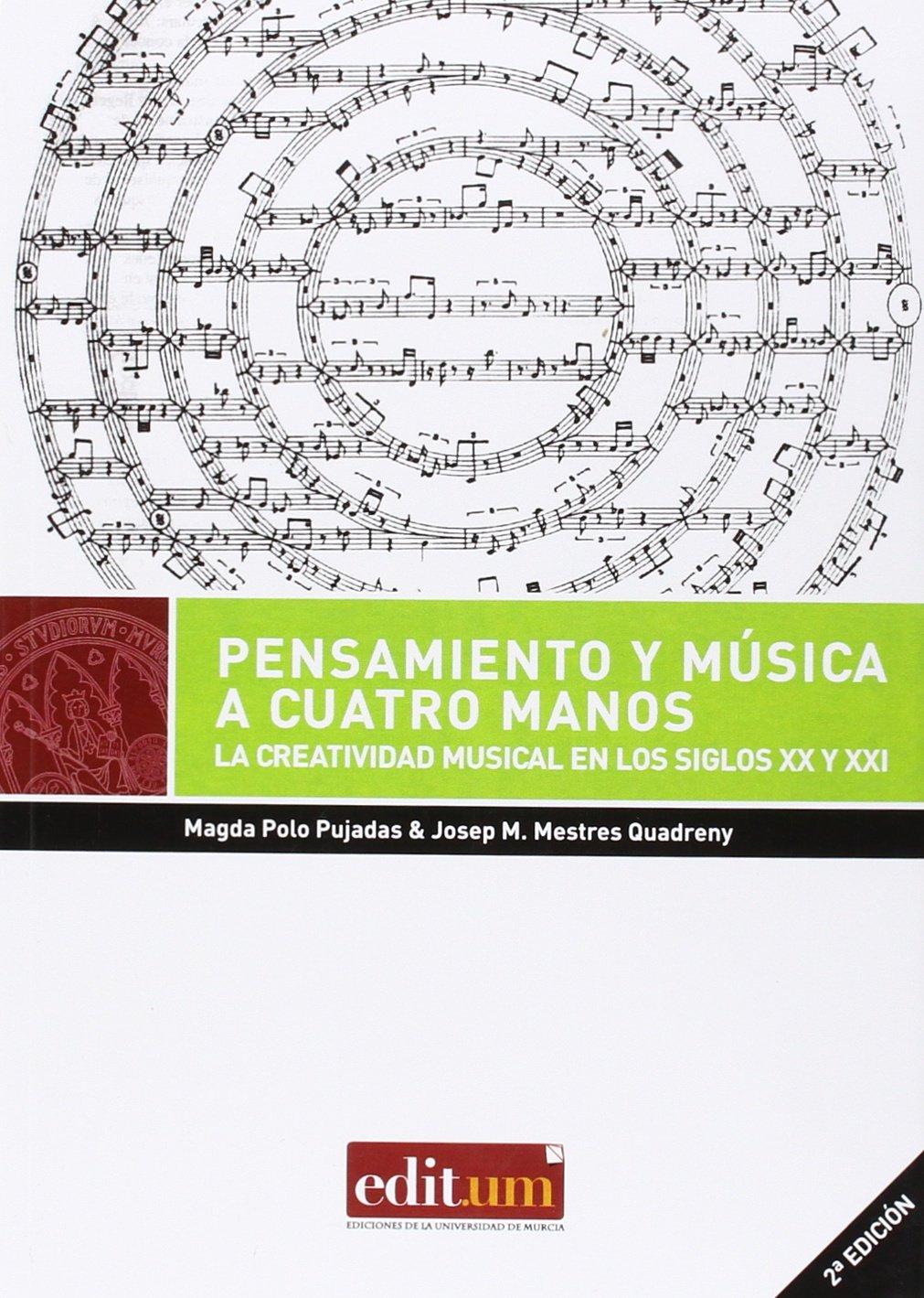 Pensamiento Y Música A Cuatro Manos (2ª Ed.): Amazon.es: MAGDA ...