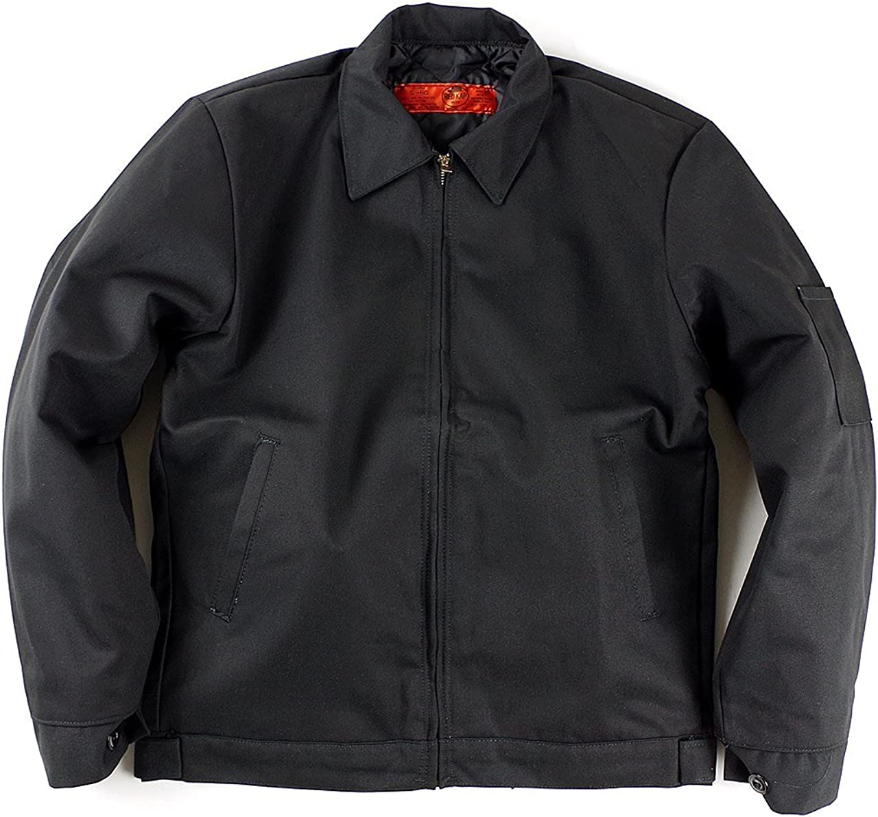 Red Kap Mens Slash Pocket Jacket Red Kap Men/'s Apparel JT22