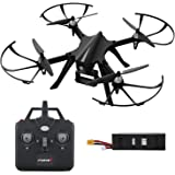 """GoPro Ready HD Camera Drone Quadcopter - """"Force1 F100"""" Long Range Drone for Beginners and Pros with Brushless Motors (Drone Camera Not Included)"""