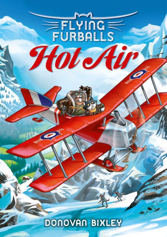 Hot Air (Flying Furballs) pdf epub