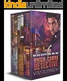 True Blue Detective Series: Books 1-3 Box Set