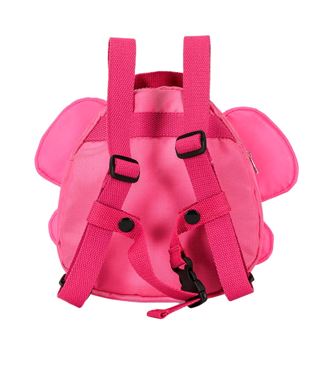 Xiaoyu beb/é mariposa con alas caminando arn/és de seguridad riendas ni/ño ni/ño mochila mochila bolsa rosa