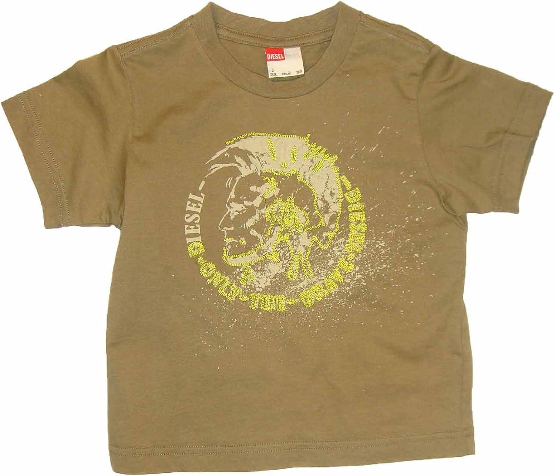 Diesel Tuper T-Shirt Green