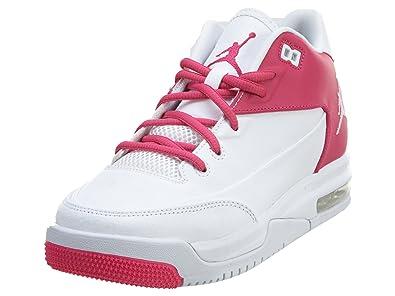 huge discount a7a1b 05391 Jordan Flight Origin 3 White/Vivid Pink-White (Big Kid)
