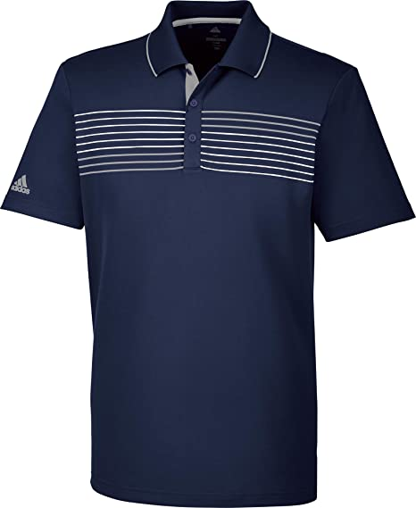 adidas Essentials Textured Tipped Polo Golf, Herren: Amazon