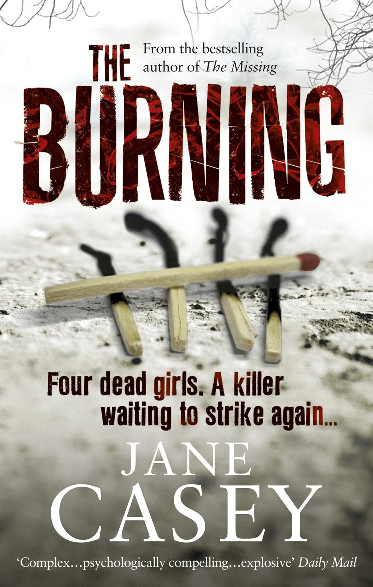 Image result for jane casey the burning