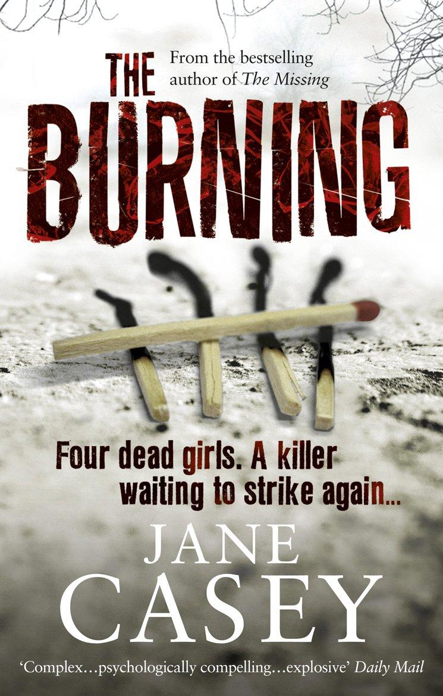Image result for jane casey the burning