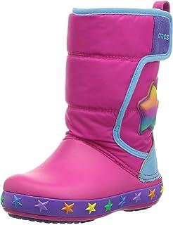 931ceee70eac6 Crocs Kids  Lodgepoint Lights Star Snow Boot