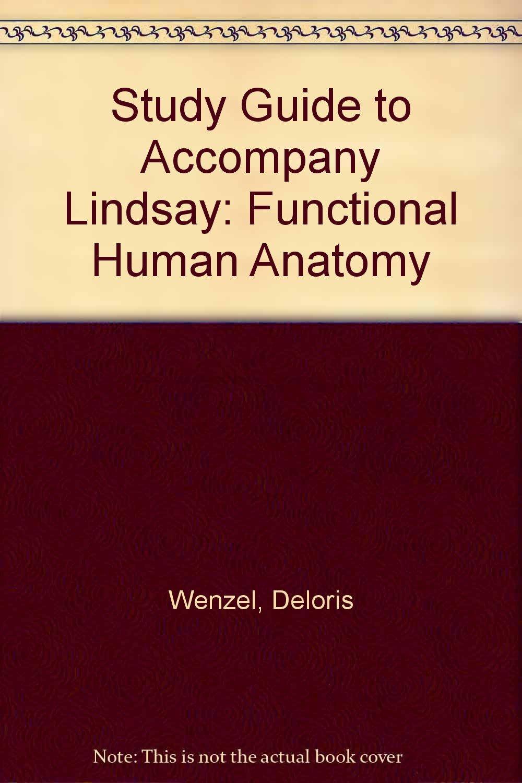 Study Guide To Accompany Lindsay Functional Human Anatomy Deloris