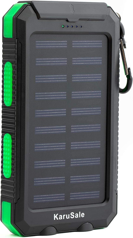 Energ/ía Solar Cargador De Banco De Energ/ía Paquete De Bater/ía Inal/ámbrico Port/átil Cargador De 80000Mah Banco De Energ/ía Carga R/ápida Bater/ía Externa M/óvil De Emergencia