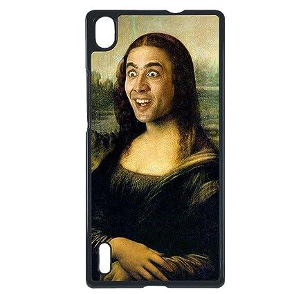 71RMWQFALlL._SX425_ amazon com nicolas cage meme huawei p8 case customized premium