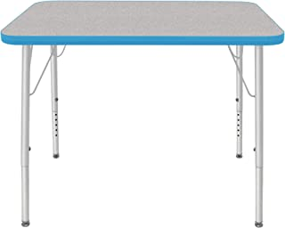 "product image for 24"" x 48"" Rectangle Table"
