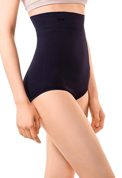 de0146f052 MD Postpartum Underwear Post Pregnancy Panties Shapewear Body Shaper Black  Small