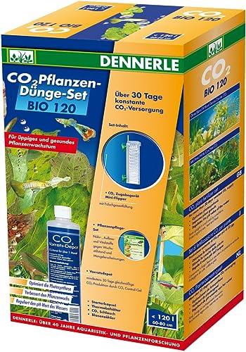 Dennerle-Bio-C02-Düngeanlage